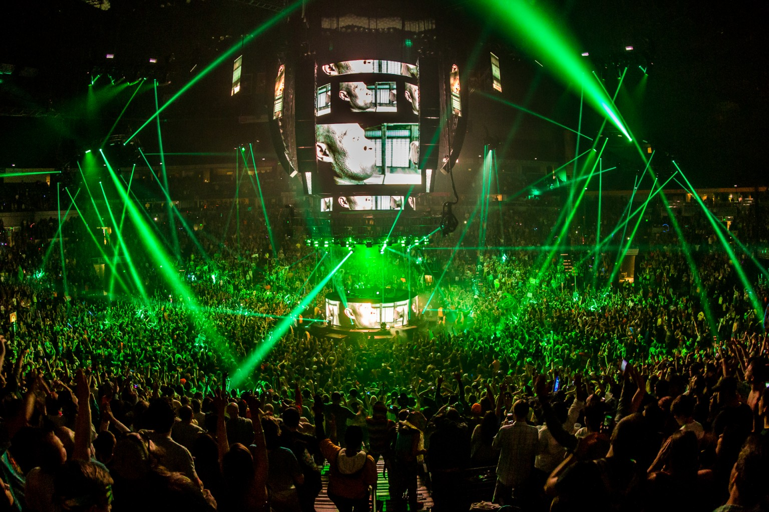Bassnectar New Years 360 (2013-2014)