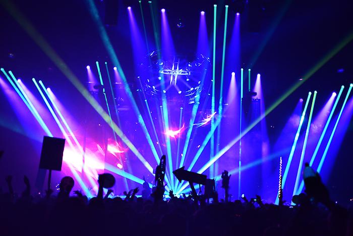 Basslights At Hampton Coliseum 2013